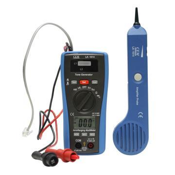 华盛昌/CEM 多功能检测仪,二合一电线电缆测试仪与万用表,LA-1014