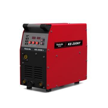 凱爾達KE-200NY單相220v逆變直流氣保手工氬弧三用電焊機