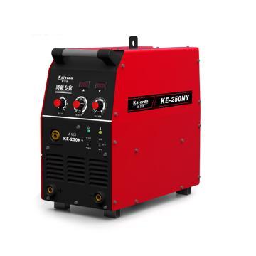 凱爾達KE-250NY超值三相380V逆變直流氣保手工電焊機薄板焊接專家