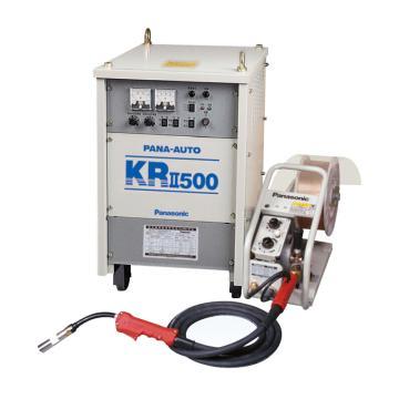 松下YD-500KR2,晶闸管控制CO2/MAG焊机