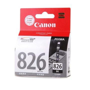 佳能 墨盒,黑色CLI-826BK(适用佳能iX6580 ;IP4880 ;4980 ;MG8180;6180 ) 单位:个