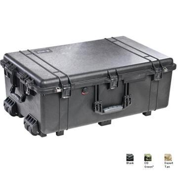 双排滚轮大型拉杆箱(空箱,无海绵),802*520*316
