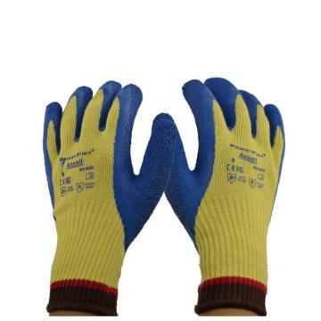 蓝色涂层防割手套,尺码:10(嘉士伯专供)