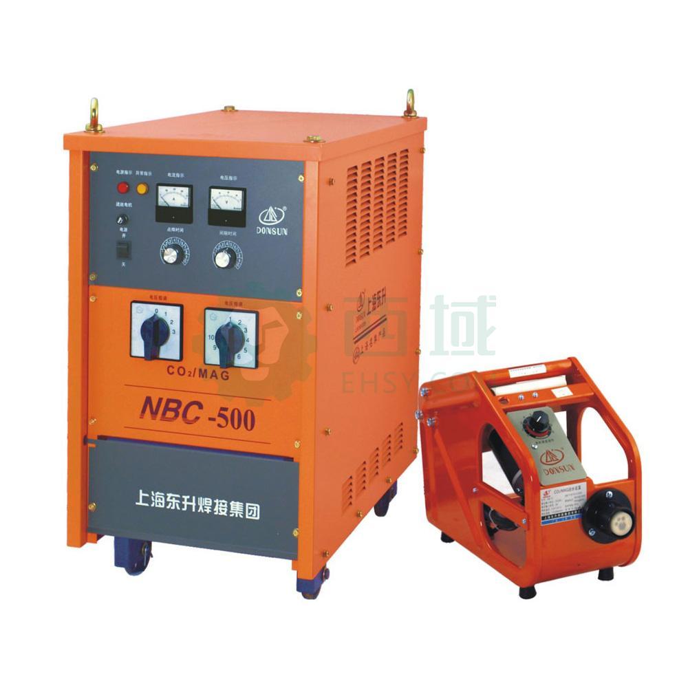 东升分体二氧化碳气体保护焊机(抽头式),nbc500(380v)