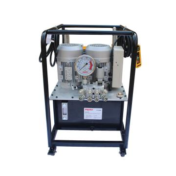 PRIMO普锐马双电机液压扳手泵,PE16042A1,70MPa