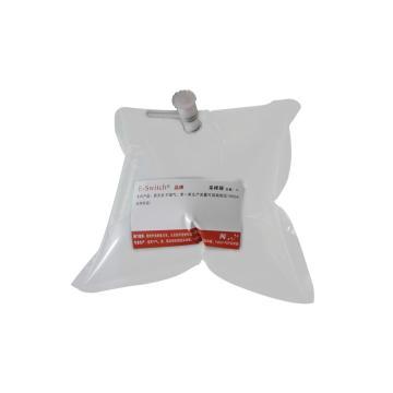 气体取样袋,0.3升 Teflon膜 单PP阀配取样垫,TF-P-0.3L