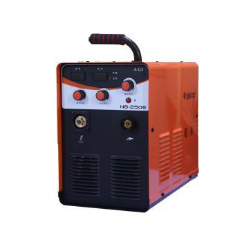 NB-250E(N21402)工业型气体保护电焊机二氧化碳气保焊机,深圳佳士,220V单管IGBT