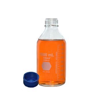 蓝盖试剂瓶,10L GL45 PP盖,玻璃
