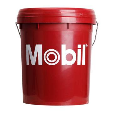 美孚 合成 润滑脂,Mobiltemp SHC 32,16KG/桶
