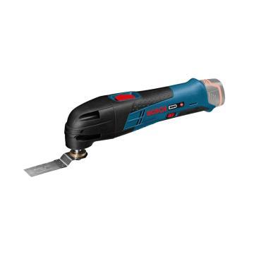 博世充电式多功能切割打磨机,12V锂电 摆速5000-20000次/分钟,GOP 12V-Li 不含电池和充电器,06018580L3