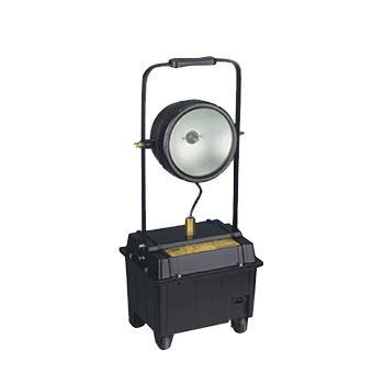 正辉大功率防爆工作灯BFD8100A50W可充电含50W氙气光源