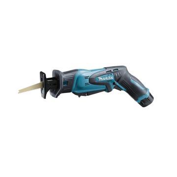 牧田充电式往复锯,0-3300spm 切割管子50mm/木材50mm,10.8V,JR102DWE