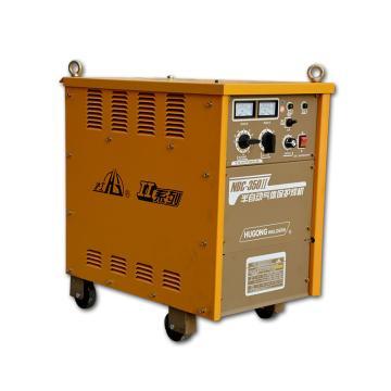 沪工抽头式CO2气体保护焊机(分体式),NBC-350II