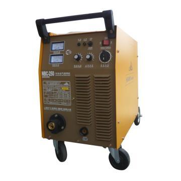 沪工一体式气体保护焊机,(MIG/MAG)NBC-250Y 380V