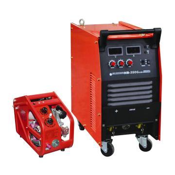 滬工之星逆變氣保焊機,NB-350E,帶附件,分體式