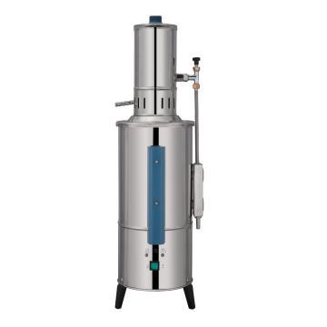 YA.ZDI-10不锈钢电热蒸馏水器(出水量:10L/小时,断水保护)