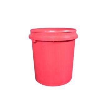 塑料桶,5L,小号,红色