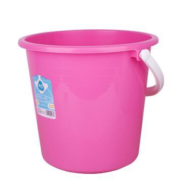 塑料桶,15L,不带盖,塑料柄