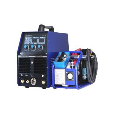 瑞凌 分體式二氧化碳氣體保護焊機,NBC-300GF,380V,官方標配+送絲機(帶5米線)