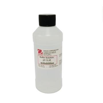 Ohaus pH缓冲液 12.45 250ml,30100440