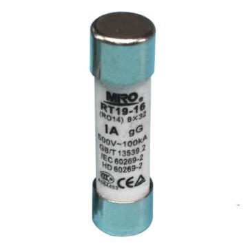 茗熔 熔断器,RO14 2A