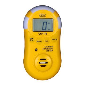 一氧化碳检测仪,华盛昌 1~1000PPM浓度一氧化碳(CO),CO-110
