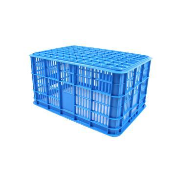 迅盛 580系列筐,蓝色,内尺寸:580*390*300,外尺寸:610*425*310