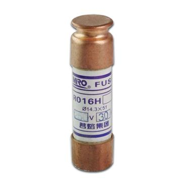 茗熔 熔断器,RO16H 4A
