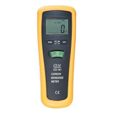 一氧化碳检测仪,华盛昌 0~1000PPM浓度一氧化碳(CO),CO-181