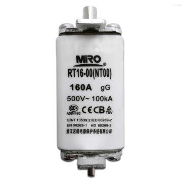 茗熔 熔断器,NT00 50A