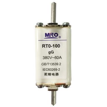 茗熔 熔断器,RTO-100 60A