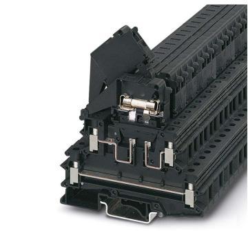 菲尼克斯 熔芯,UK5-HESI;25×5×1pole/Ie6.3A(3004100)