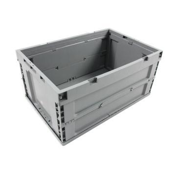 EU折叠箱系列,灰色,内尺寸:565*365*230,外尺寸:600*400*240