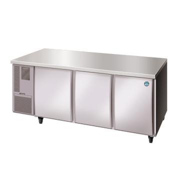 平台式浅型冷藏柜(M系列),星崎,RTC-180MNA, -6℃~+12℃,有效内部容积401L,1800*600*800mm