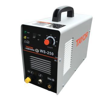 上海通用WS-250I直流氩弧焊机,适用220V电压,氩弧焊手工焊两用机