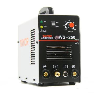 上海通用WSM-250I直流氩弧焊机,适用220V电压,氩弧焊手工焊两用机