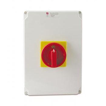 曼奈柯斯MENNEKES 带保护盒隔离开关,25A,NM-XLS3-52231C-2
