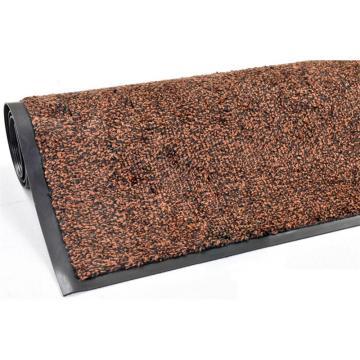 超强吸水吸油地垫, 棕色 100*150cm*1cm
