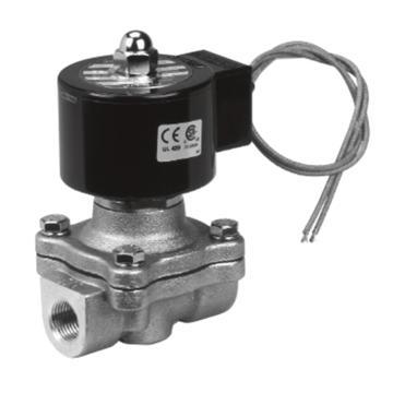 气立可CHELIC 电磁阀,2位2通直动膜片式常闭型,SUW-35-220VAC