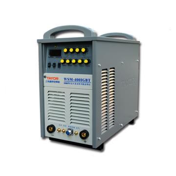 上海通用WSM-400T直流氩弧焊机,适用380V电压,氩弧焊手工焊两用机
