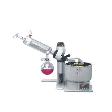 旋转蒸发仪,温控范围:常温-100℃,转速:10-180rpm,R-1001-LN