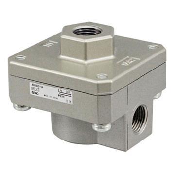 SMC AQ快速排气阀,AQ5000-06
