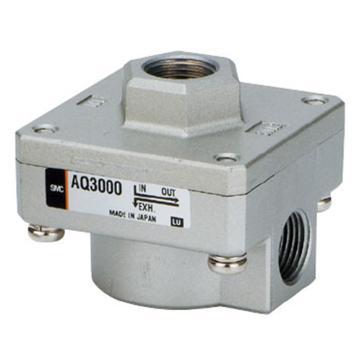 SMC AQ快速排气阀,AQ3000-02