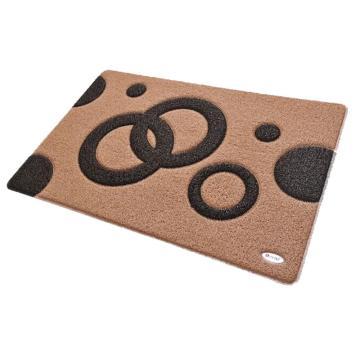 力九和除尘垫,AMS688E系列设计垫,圆圈形45x70cm,单位:片