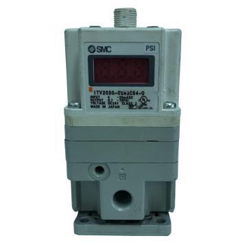 SMC 电气比例阀,电压型DC0-10V,ITV1030-312N