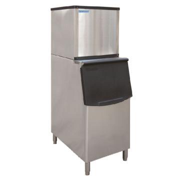 直立分体式制冰机(方形冰),雪人,SD-850,最大日产400kg,储冰量280kg