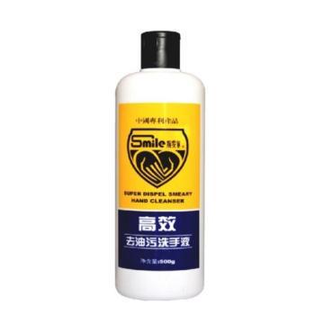 蓝飞高效去油污洗手液, X019-500,500g  单位:瓶
