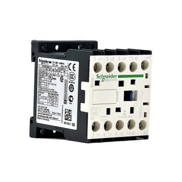 施耐德 直流线圈接触器,LP1K1201BD3