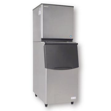 HOSHIZAKI 组合式新月形制冰机,KMD-201AA,220V,700W,日制冰量190kg,选配不同容量竖型储冰箱