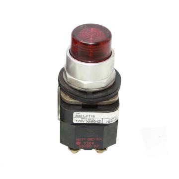 AB 800T-PT16指示灯